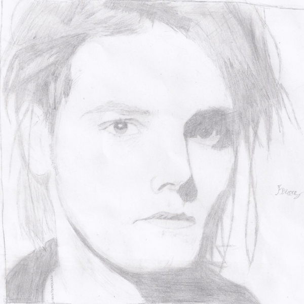 Gerard Way par Firooz